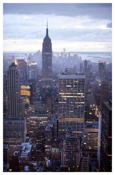 Manhattan by backbeat