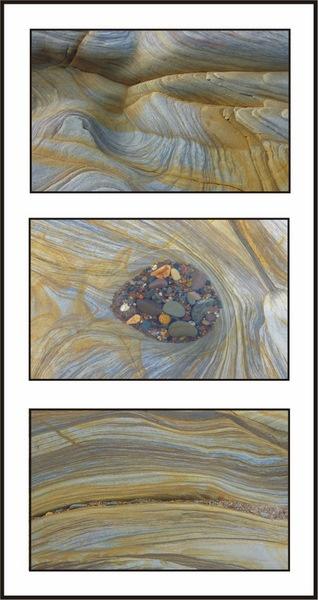 Striped Rocks 1