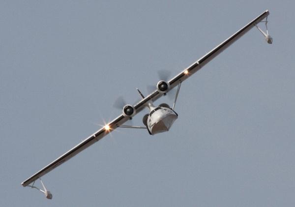 Flying Boat by Peteward