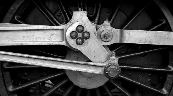 Axle Joint by Peteward