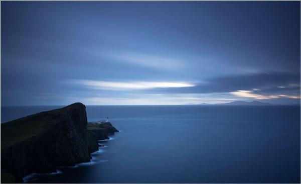 Neist Point Light by BigCol