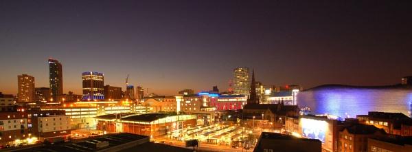 Birmingham by cymroDan