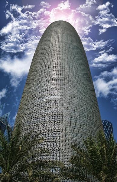 Burj Qatar by astyag