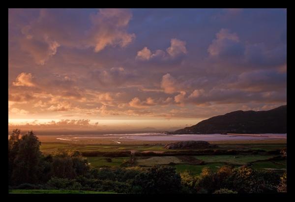 Mawdach estuary by JakeK