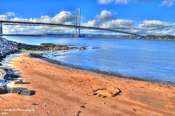 Blue bridge by Jimbotha