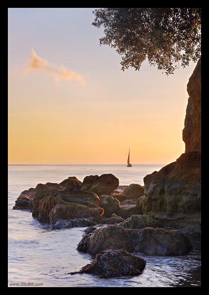 Studland Bay by Stubill