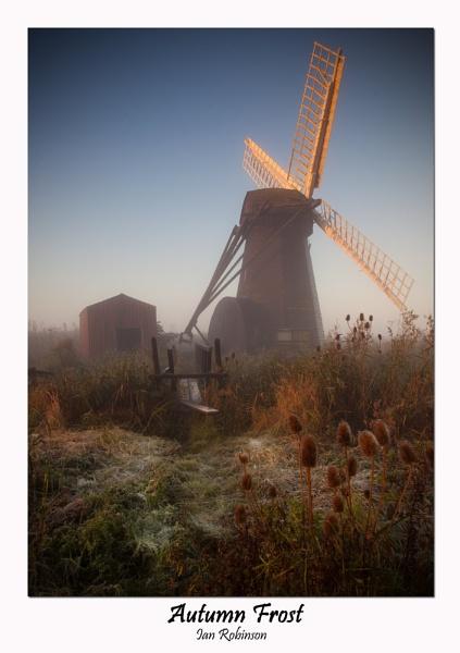 Autumn Frost by ianrobinson