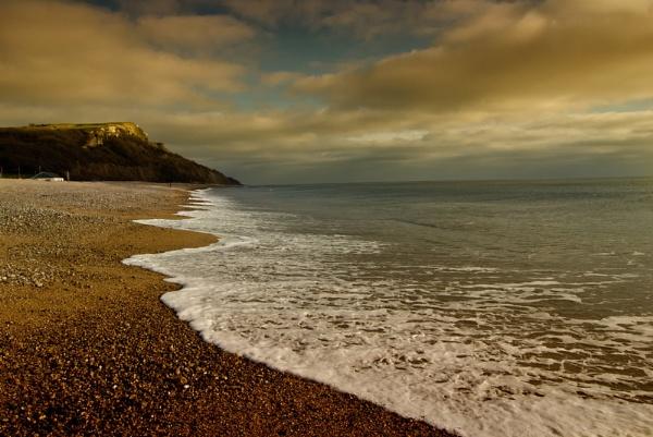 Seaton Beach by Audran
