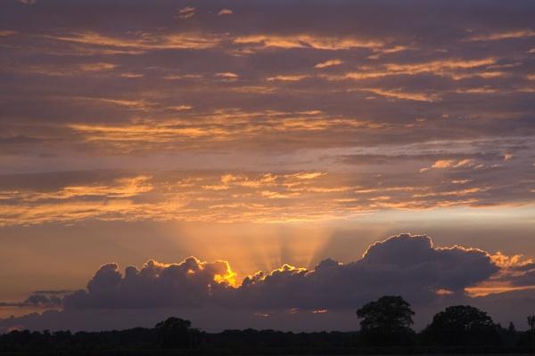 Sunset by JanetKenyon