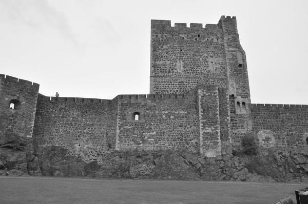 Carrickfergus Castle by CarolineH120