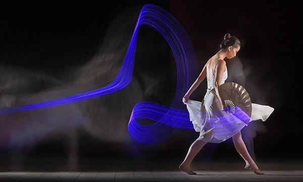 Fan Dance by oyanborneo