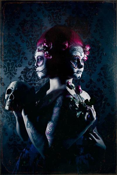 Día de los Muertos by clickclickbang