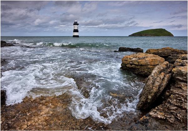 Penmon Light... by Scottishlandscapes