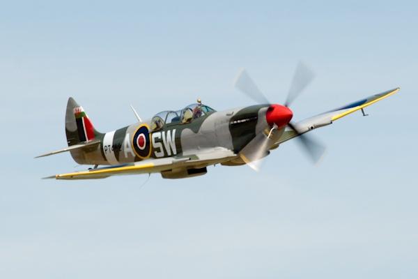 Spitfire by BundleBoy