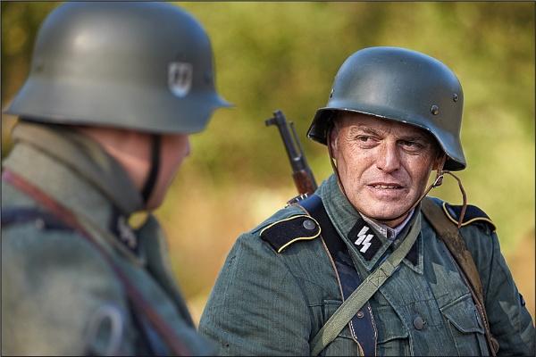Schutzstaffel by Wooly