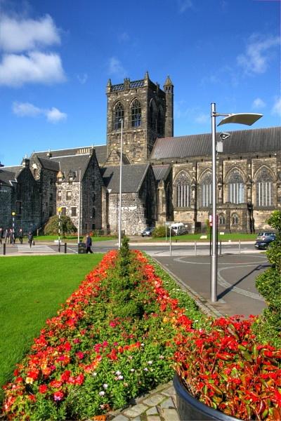 Paisley Abbey by digital_boi