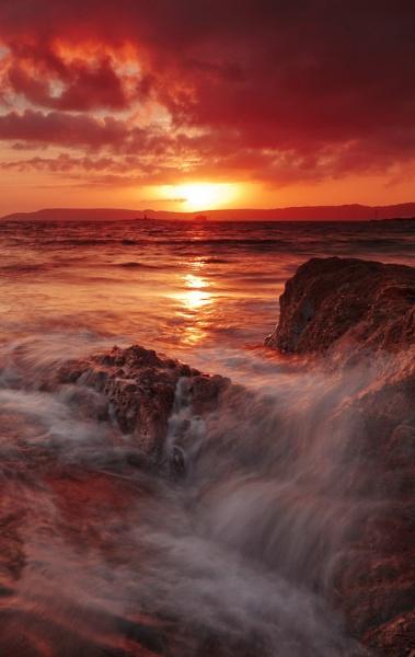 Bovisand Sunset by andyfox