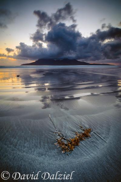 Laig Bay Sunset by David