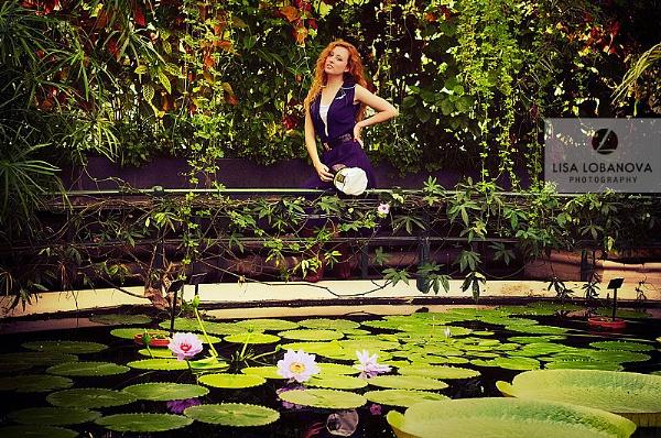 Waterlyllies by lisalobanova