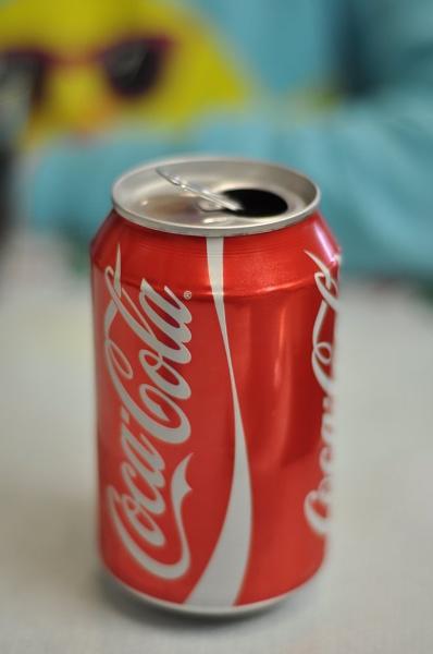 Coke Can....... by MTFernandes