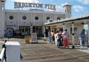 Brighton Pier. by Gypsyman