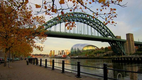 Tyne Bridge by Steve3671