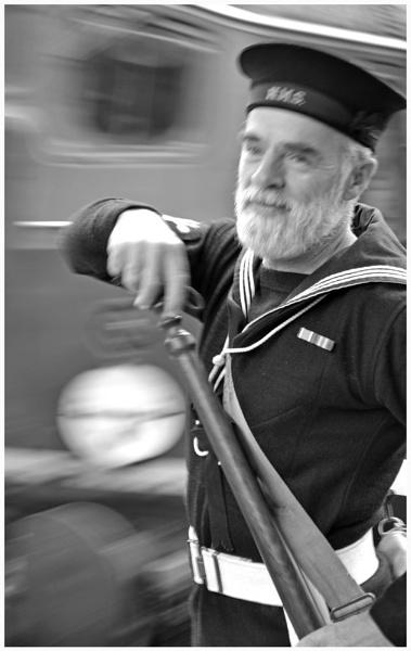 Lovely man. by sjcree