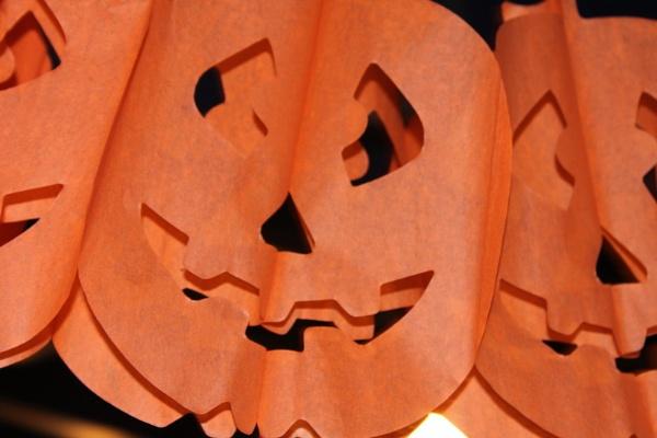 Autumn contest halloween jacko lantern decoration by Foxaline