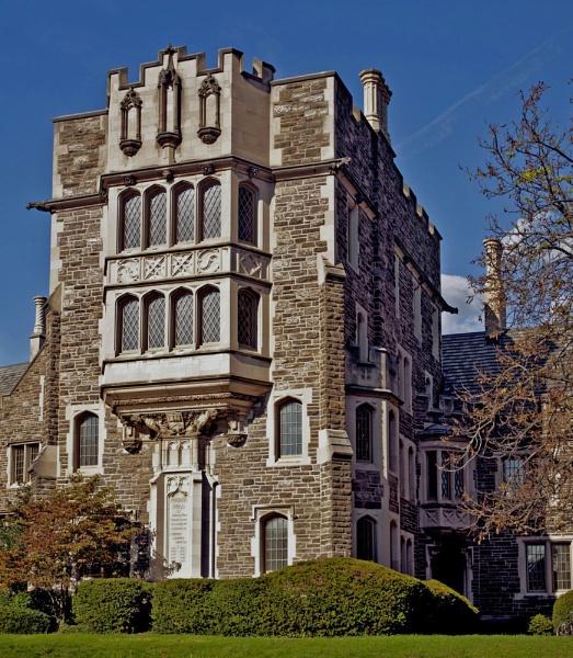 Campus 2 - Princeton by dollvr713