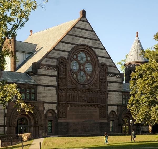 Campus - Princeton by dollvr713