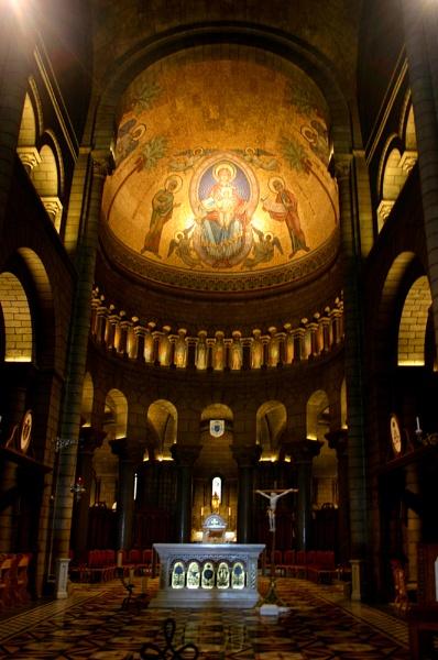 Monaco Cathedral by nanpantanman