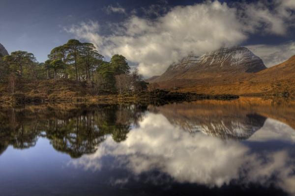 Loch Clair by munk