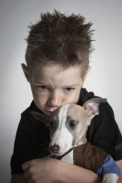 Puppy Love by annaliese