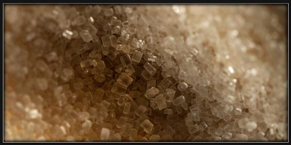Sugar Crystals by Morpyre