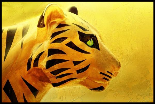 Tiger Tiger by betttynoir
