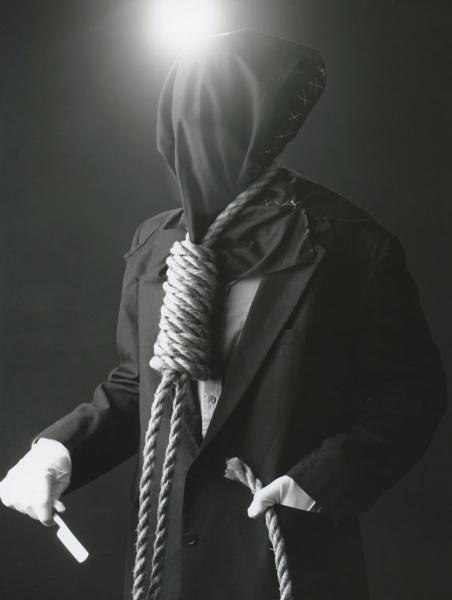 CONDEMNED MAN\'S REVENGE by jmolligo