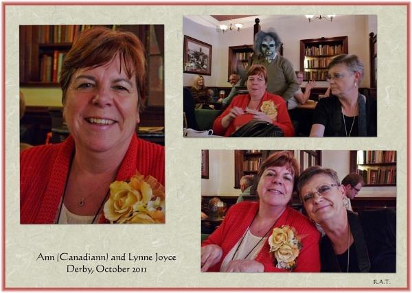 We met in Derby by Ruthannette