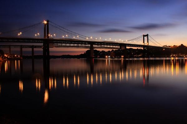 Tamar Bridge by pafc4life