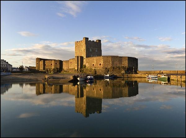 Carrickfergus Castle by nonac350d