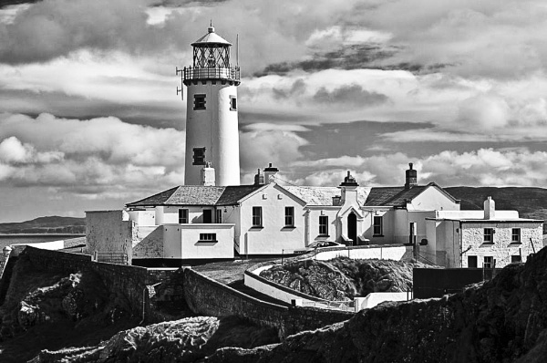 Fanadhead Lighthouse by williamsloan