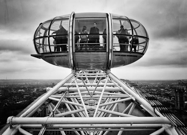 London Eye !! by Daffy1