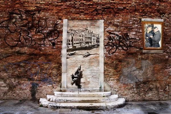 Drawring Venice by anpix