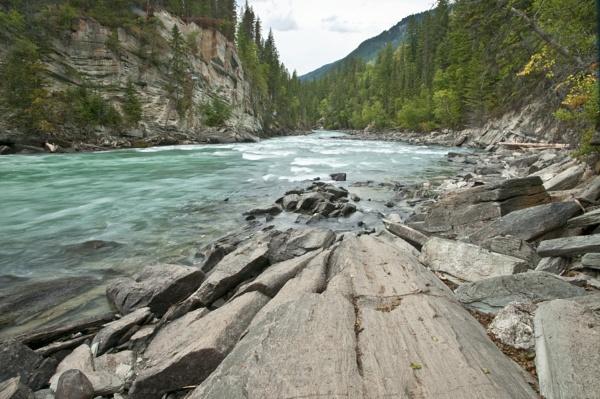 Rearguard falls Canada by wavey