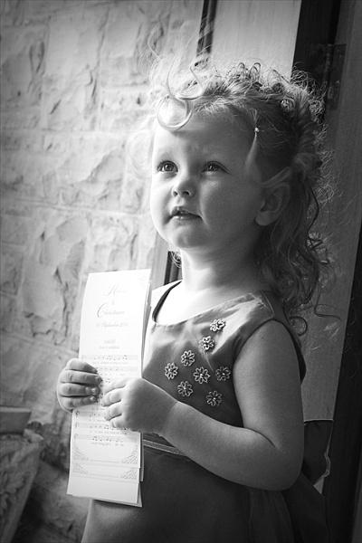 Little flower girl 1 by tari1005