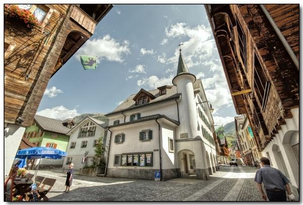 Rathaus by TrevBatWCC