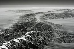 Kunlun Mountains in IR