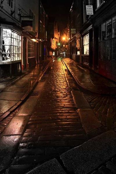 The Shambles York by photodoktor
