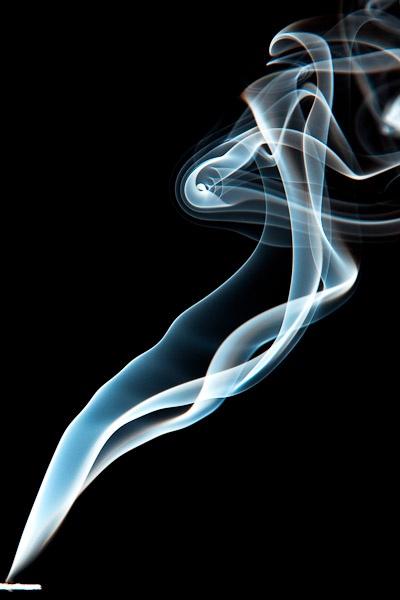 Smoke trail by Phil_Bird