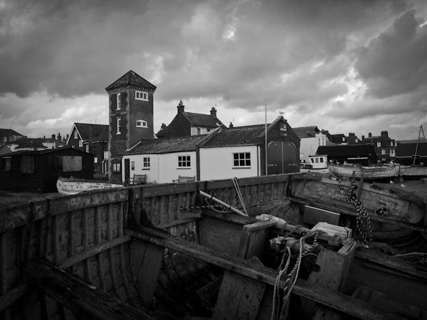 Aldeburgh, Sufolk by tull