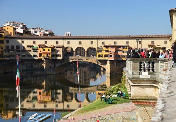 Ponte Vecchio by Sasanach